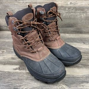 LL Bean Storm Chaser Lace Up Waterproof Boots